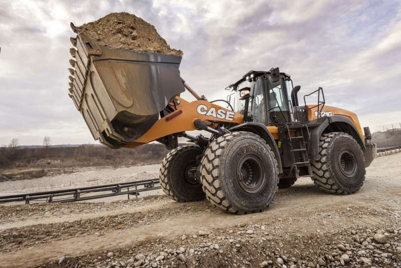 Case Construction Equipment - 1021G Wheel Loaders