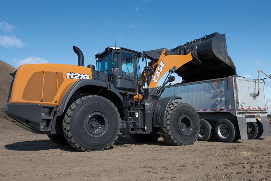 CASE Construction Equipment - 1121G Wheel Loaders