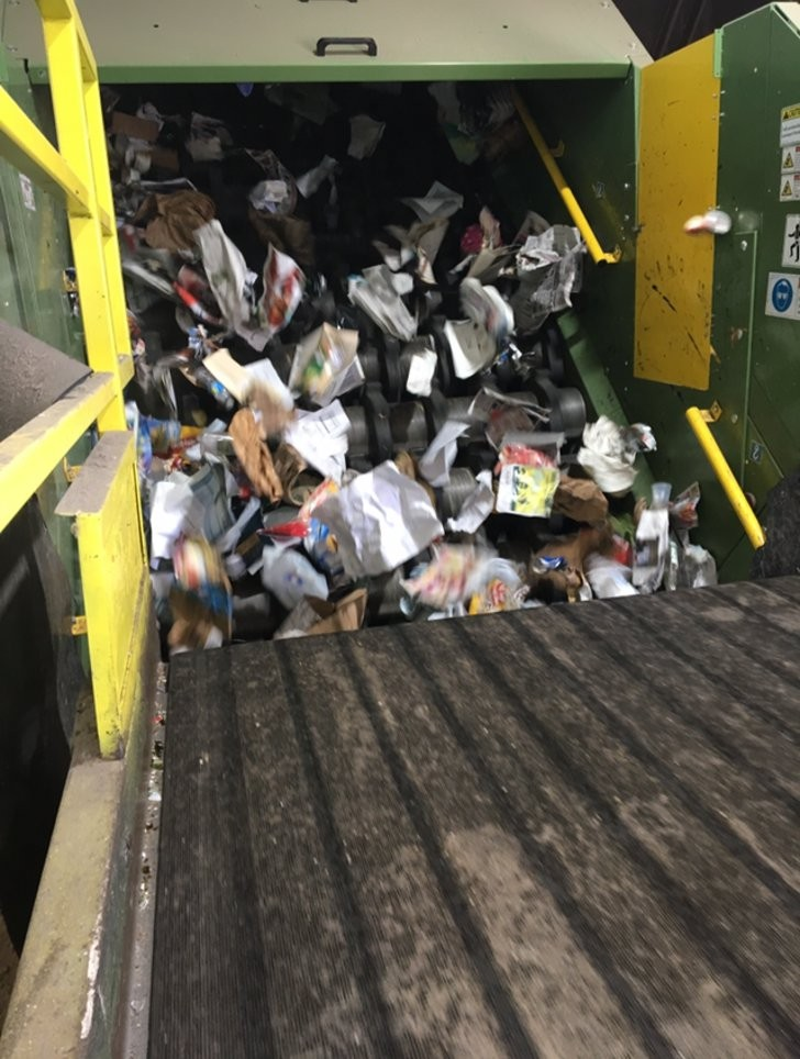 Waste Connections in Texas reaches highest production ever thanks to Non-Wrapping Screen