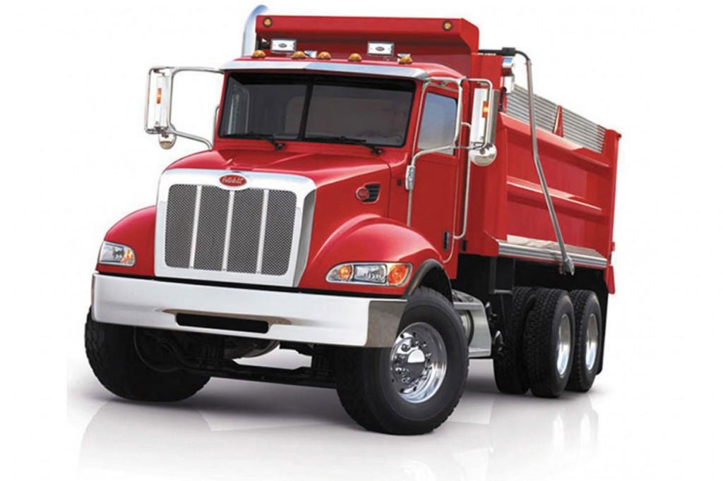 Peterbilt Motors Company - Model 348 Vocational Trucks