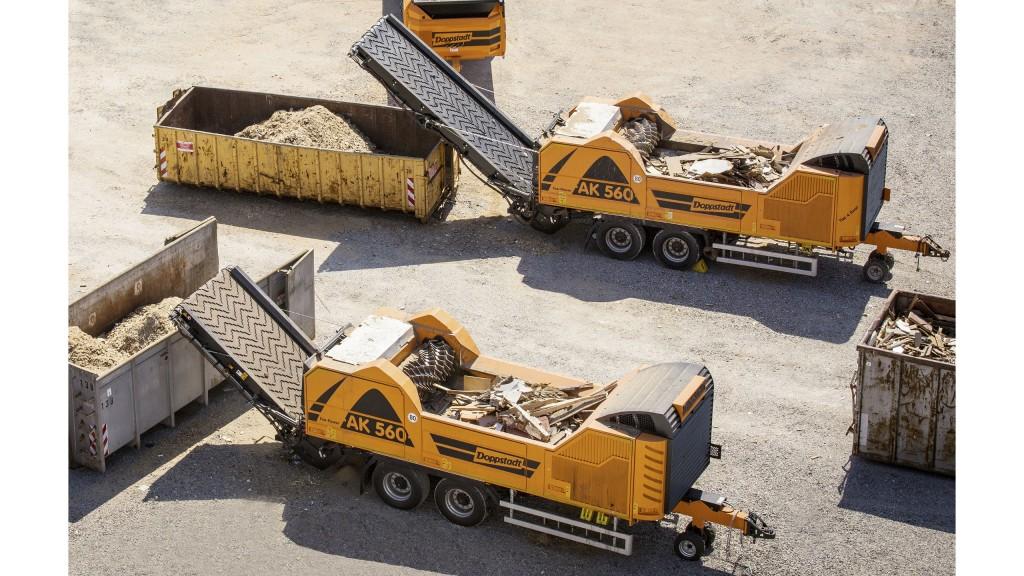 New mobile shredder solutions coming in October