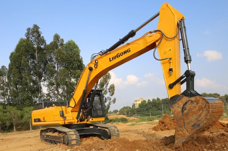 LiuGong North America - CLG936E Excavators