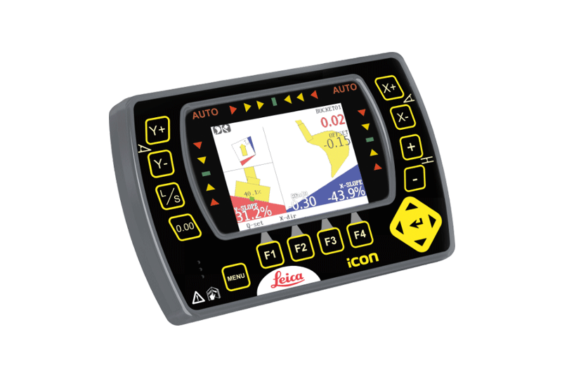Leica Geosystems Inc. - iCON iXE2 Machine Control