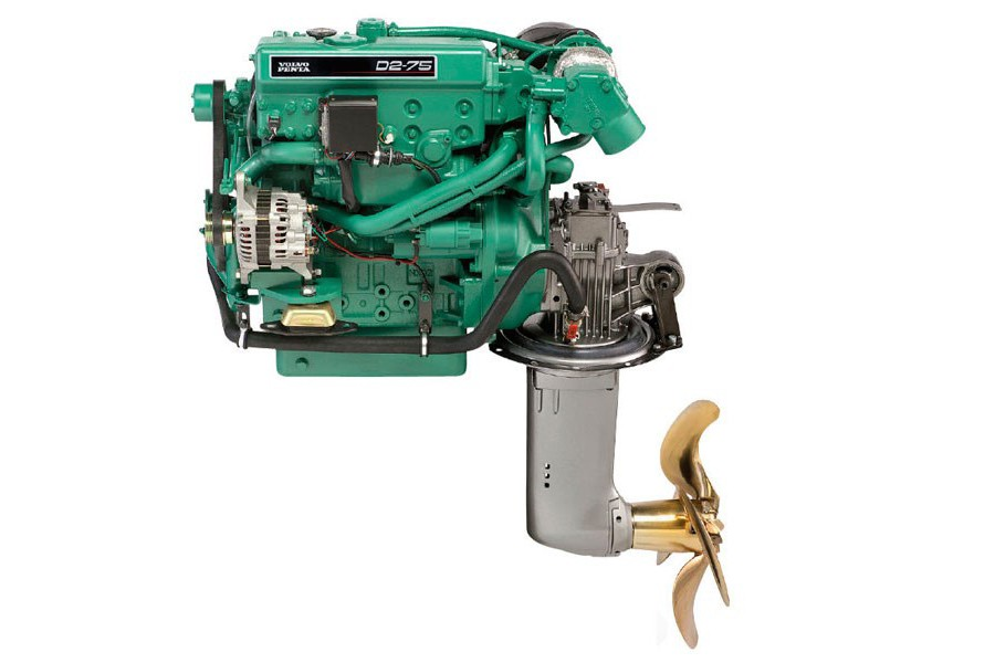 Volvo Penta of the Americas - D2-75 Diesel Engines