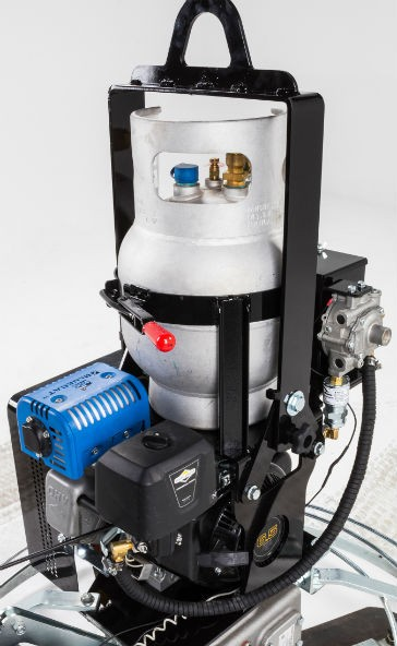 Propane conversions available for Vanguard engines - Heavy