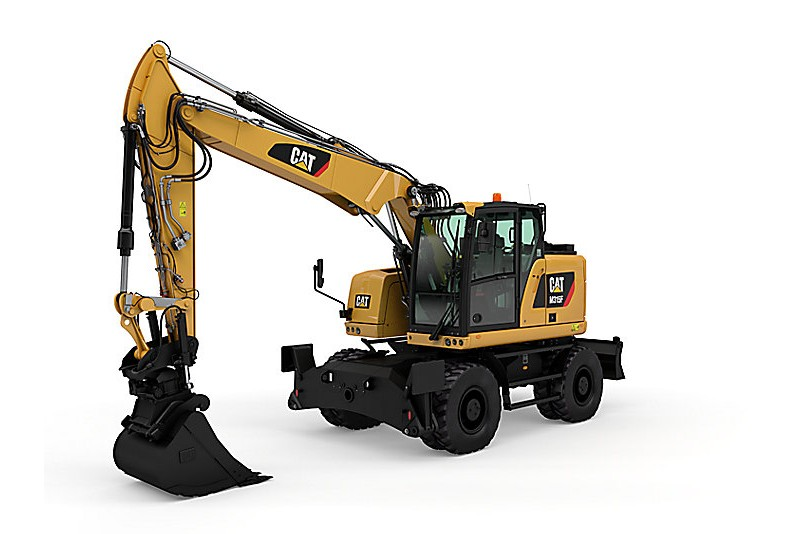 Caterpillar Inc. - M315F Wheeled Excavators