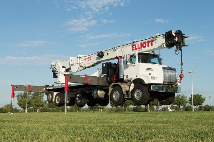 Elliott Equipment Company - E190 E-LINE Scissor Lifts
