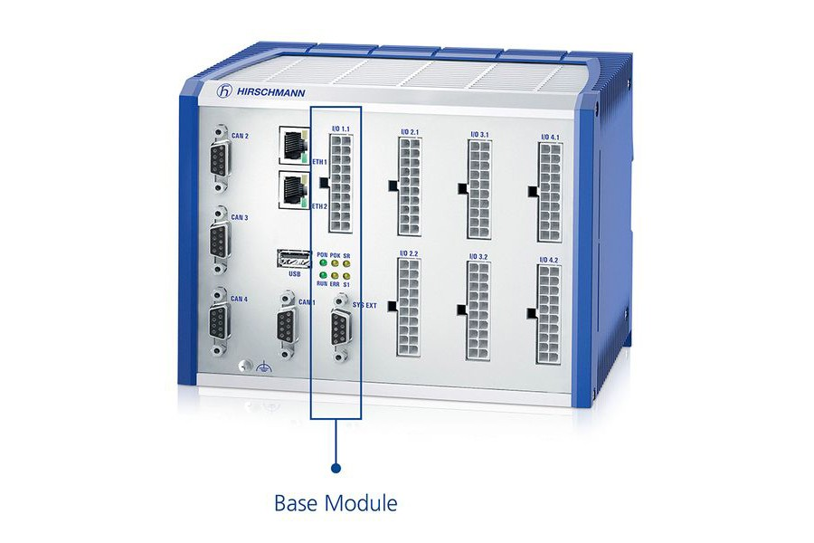 Hirschmann Automation and Control - cSCALE S6 Machine Control