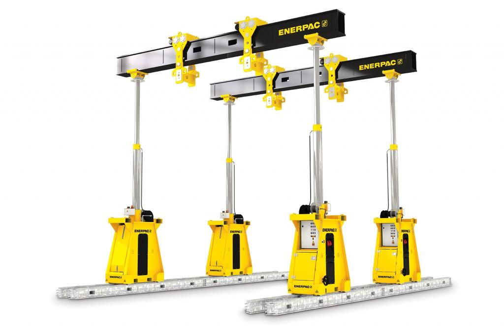 Enerpac - SL300 Gantry Cranes
