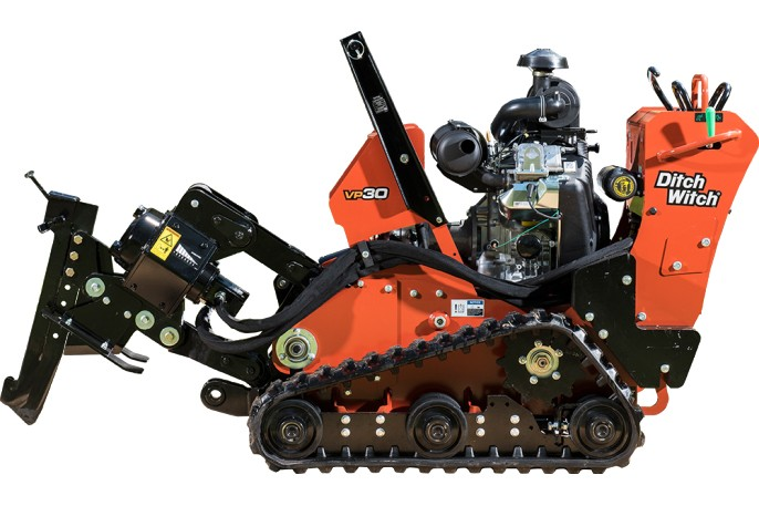 Ditch Witch - VP30 Vibratory Plows