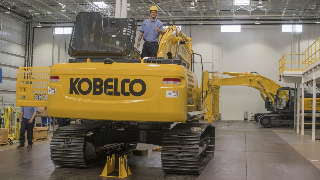 KOBELCO to Double Production Capacity at U.S. Manufacturing Facility by 2018