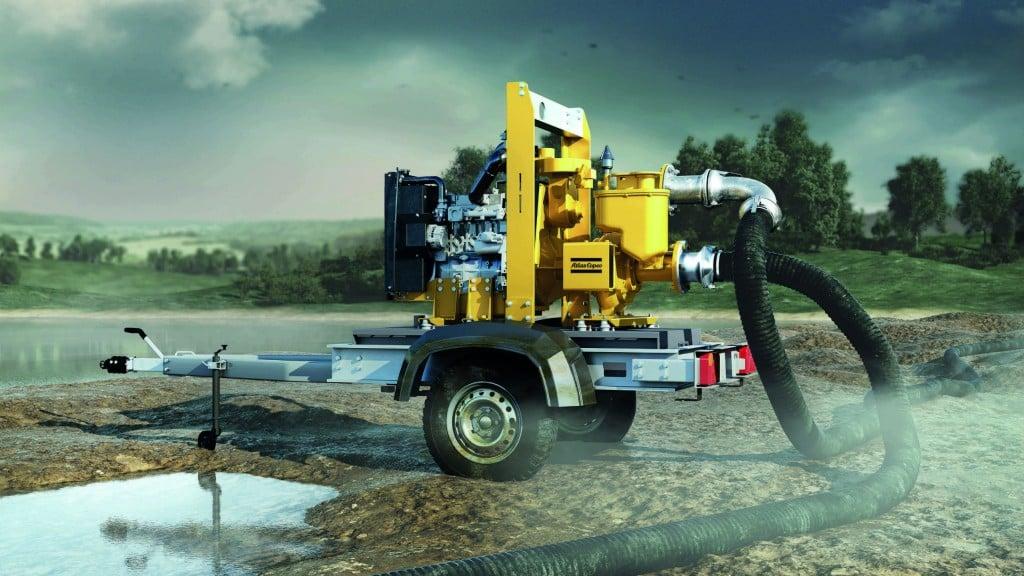 Atlas Copco Adds High Flow Models to Vastly Expanded Dewatering Pumps Portfolio