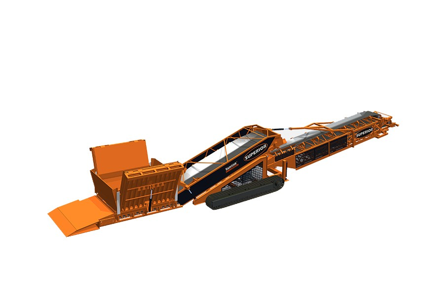 Superior Industries Inc. - Razerlink™ Conveyors