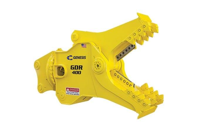 Genesis Attachments, LLC - GDR Demolition Excavators