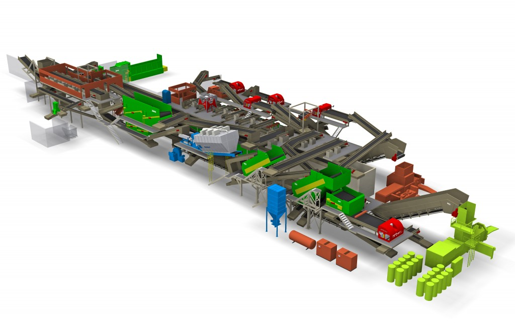 BHS Selected for Los Angeles MRF