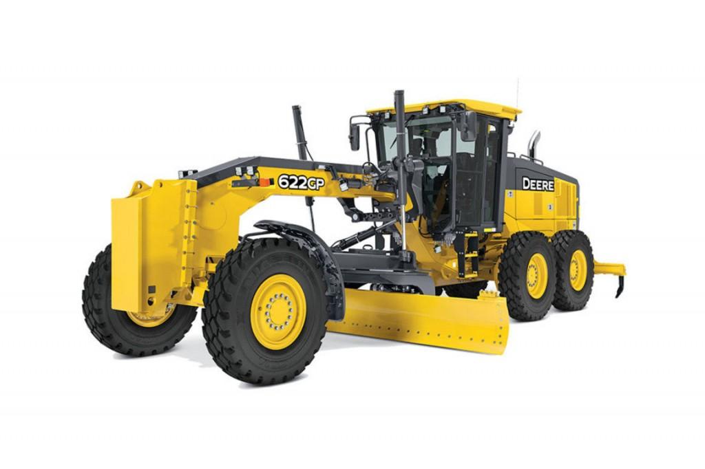 John Deere Construction & Forestry - 622G/GP Motor Graders