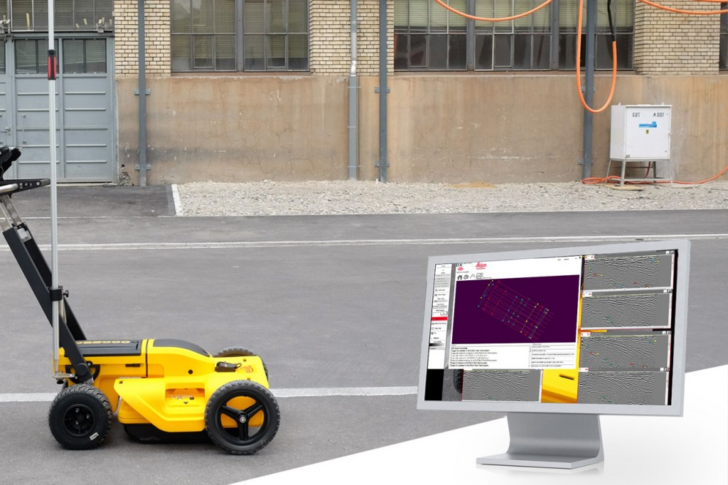 John Deere Construction & Forestry - DX Office Vision Construction Software