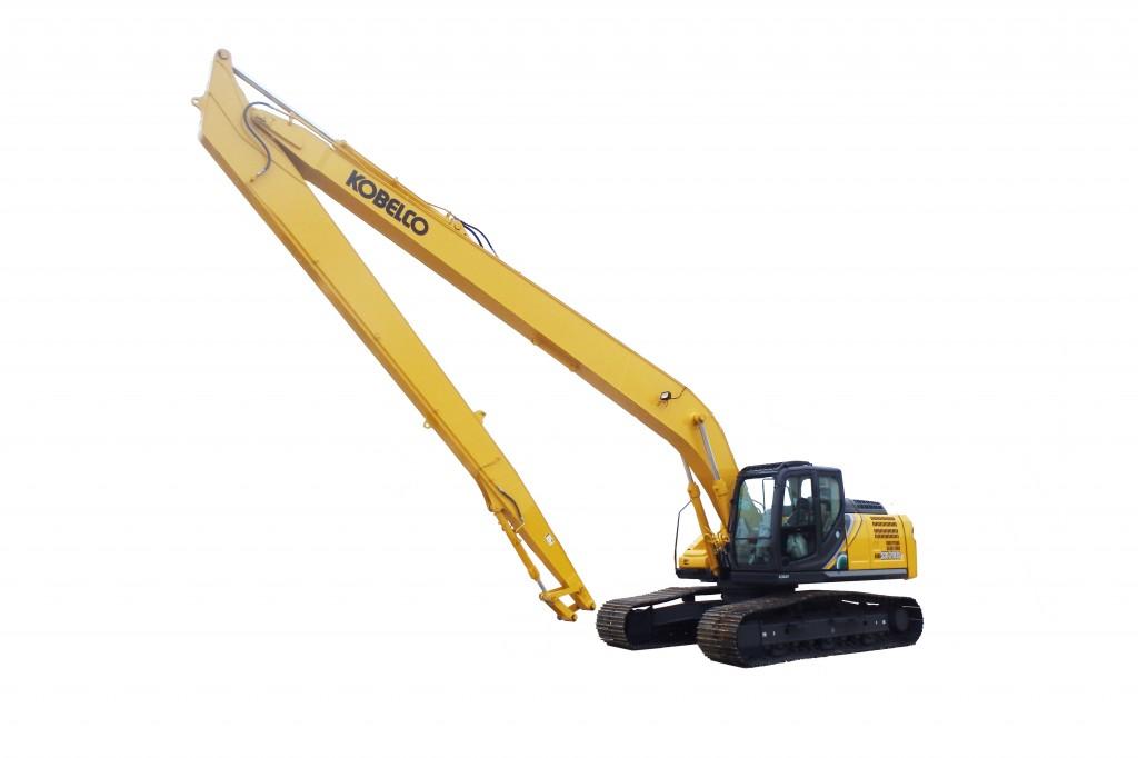 Kobelco Construction Machinery U.S.A Inc. - SK260LC-10 Long Reach Excavators