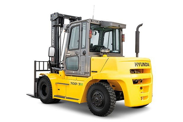 Hyundai Construction Equipment Americas Inc. - 60D-7A Forklifts