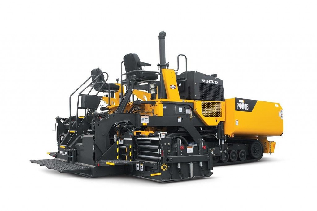 Volvo Construction Equipment - P4410B Asphalt Pavers