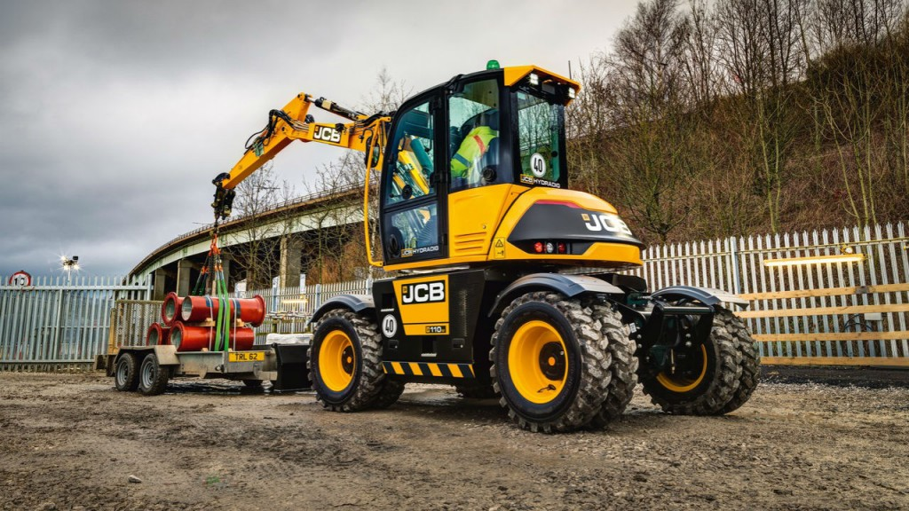 JCB brings new products and innovations to ICUEE