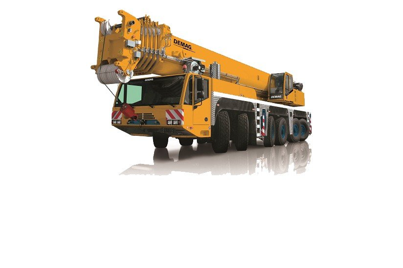 Terex Corporation - AC 350-6 All Terrain Cranes