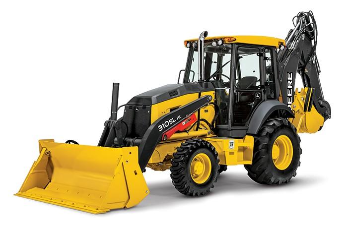 John Deere Construction & Forestry - 310SL HL Backhoe Loaders