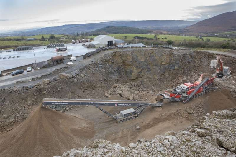 Terex Finlay - I-120RS Track Mounted Impact Crushers