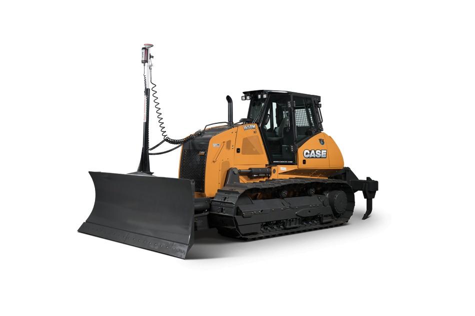 CASE Construction Equipment - 1650M Crawler Dozers