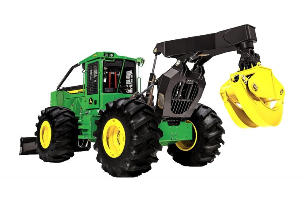 John Deere Construction & Forestry - 648L Skidders