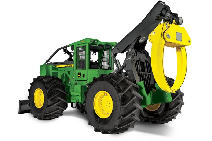 John Deere Construction & Forestry - 948L Skidders