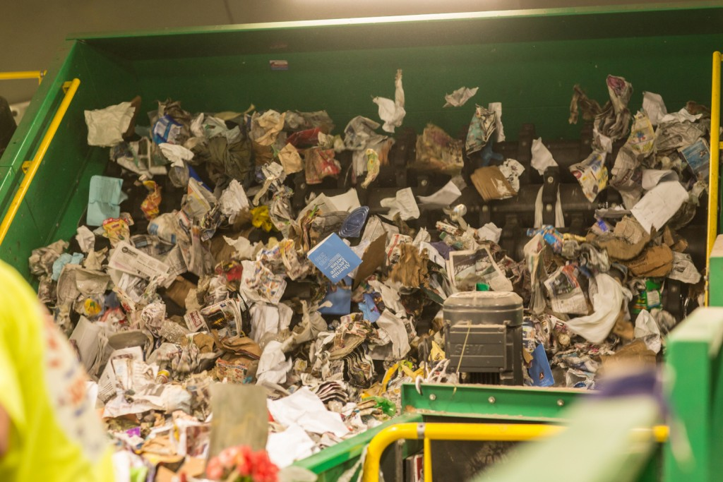 Diversified Recycling adds six new screens from VAN DYK