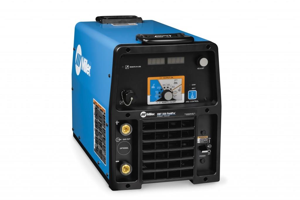 Miller Electric Mfg. LLC. - XMT® 350 FieldPro™ Welding