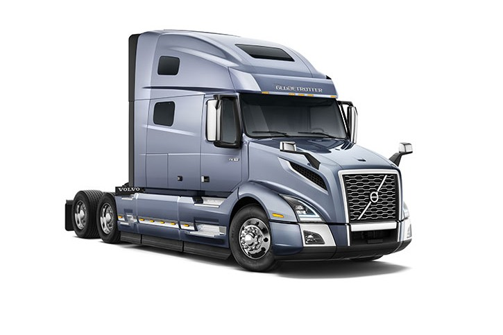 Volvo Trucks North America - VNL 760 Vocational Trucks