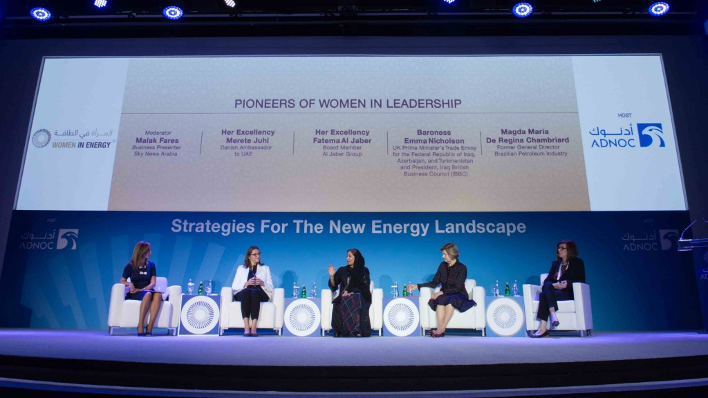Role of women in oil and gas continuing to grow