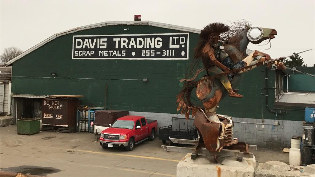Scrap Recycler profile: Davis Trading & Supply