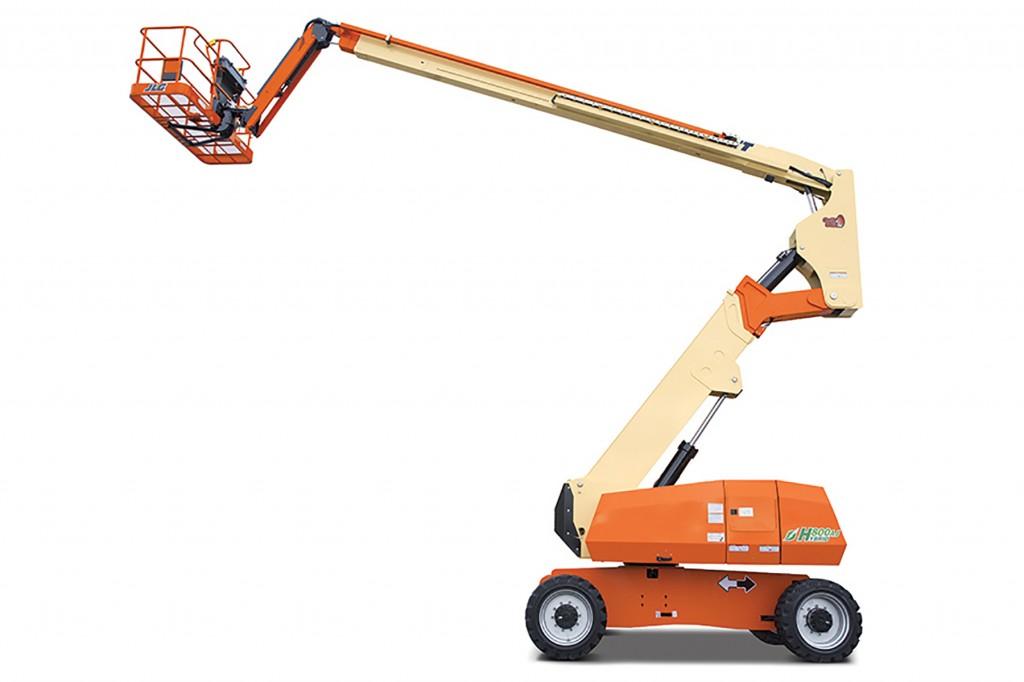 JLG Industries - H800AJ Articulated Boom Lifts