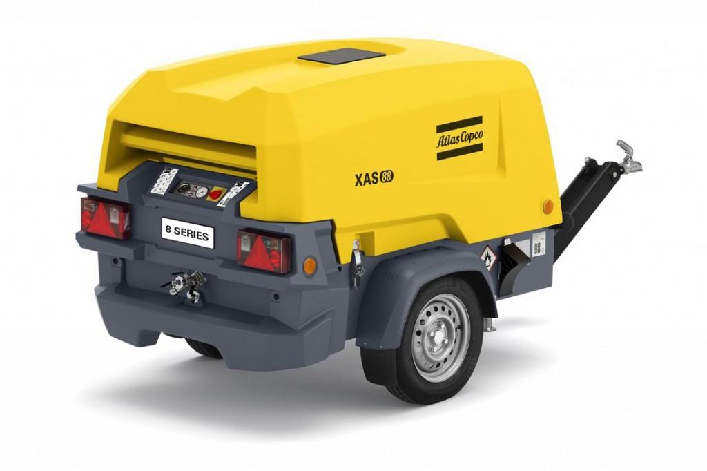 Atlas Copco - XAS 88 Compressors