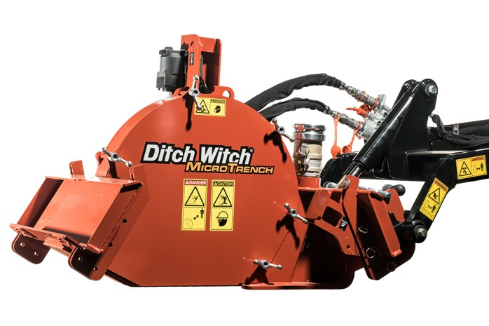 Ditch Witch - MT9 Micro Trench Cutters