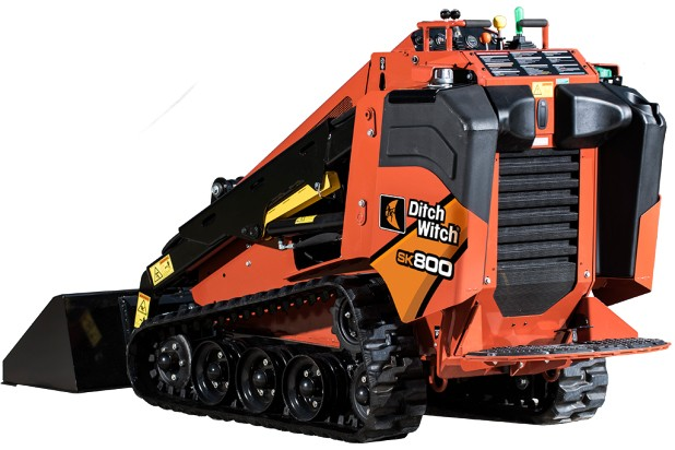 Ditch Witch - SK800 Mini Skid-Steer Loaders
