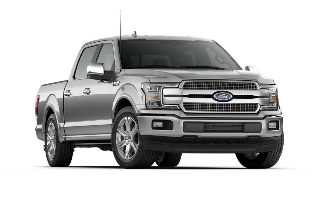 Ford Motor Company - 2018 F-150 Pickup Trucks