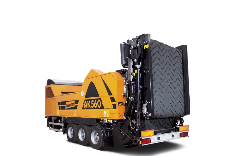 Doppstadt America LP. - AK 560 EcoPower Plus Grinders