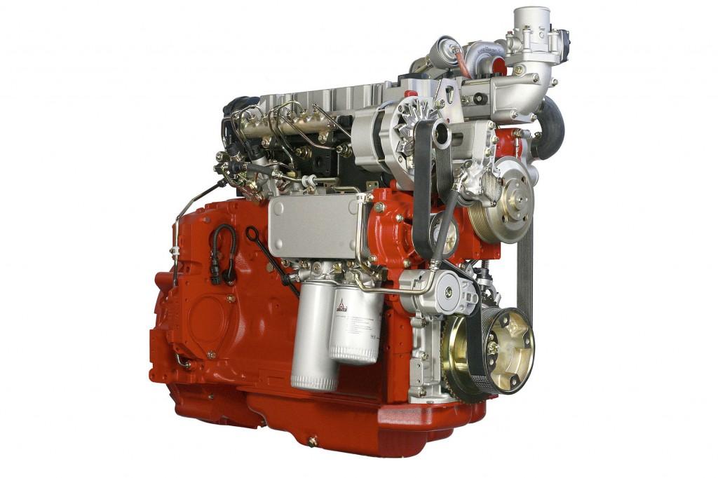 DEUTZ Corporation - TCD 4.1 L4 Diesel Engines