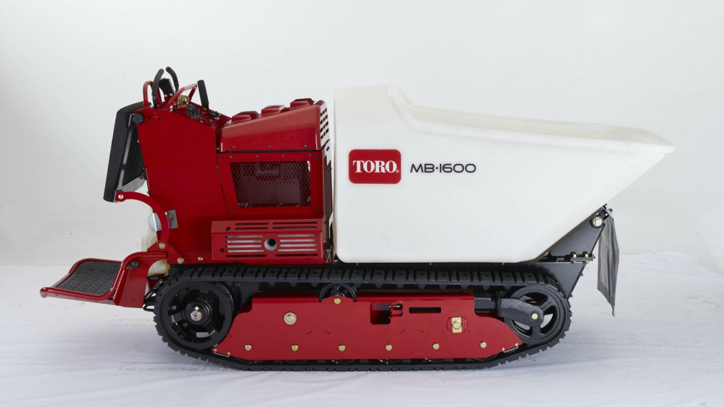 Innovative, easy-to-use mud buggy improves material handling