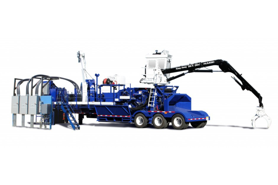 Peterson Pacific Corp - 5050H Chippers