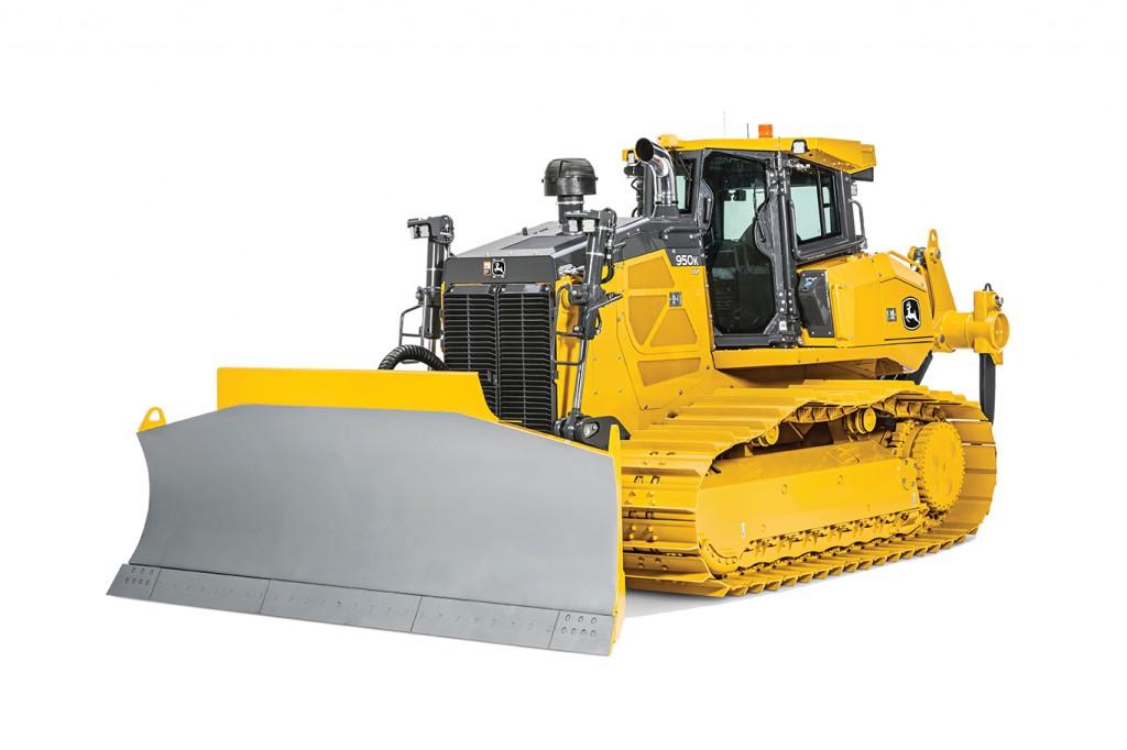 John Deere Construction & Forestry - 950K Crawler Dozers