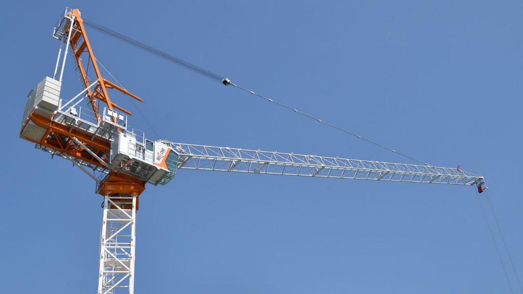 Concrane new distributor for Recom Moritsch tower cranes