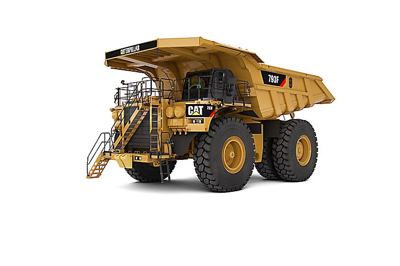 Caterpillar Inc. - 793F Mining Trucks