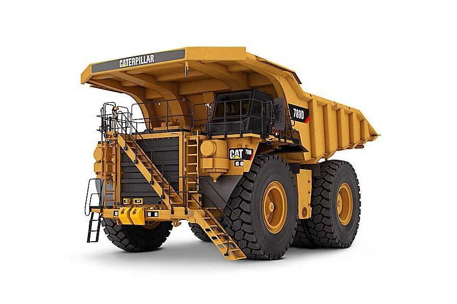 Caterpillar Inc. - 789D Mining Trucks