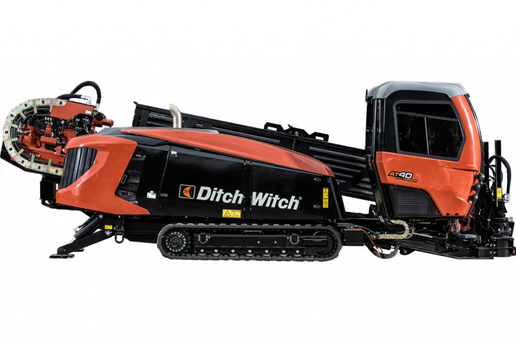 Ditch Witch - AT40 All Terrain Horizontal Directional Drills